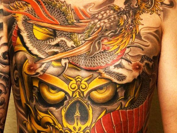 25 Oustanding Asian Tattoos - http://www.allnewhairstyles.com/25-oustanding-asian-tattoos.html