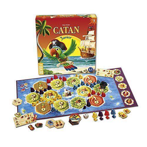 Devir – Catan Junior, juego de mesa (BGJCATAN)
