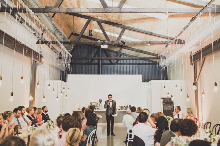 Two Ton Max Venue Ed Dixon Food Design Catering Melbourne Venues Wedding Venues Christmas Parties