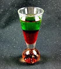 Santa Shot  recipe