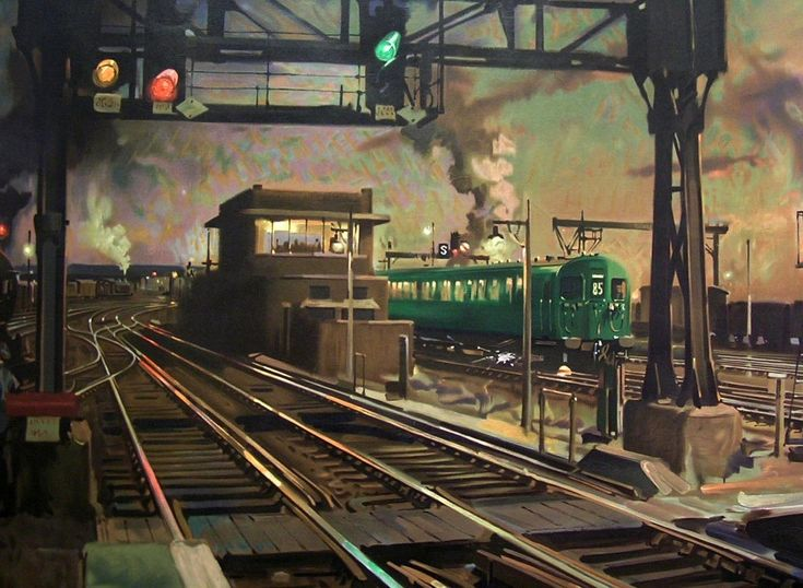Railway Art Gallery: Terence Cuneo
