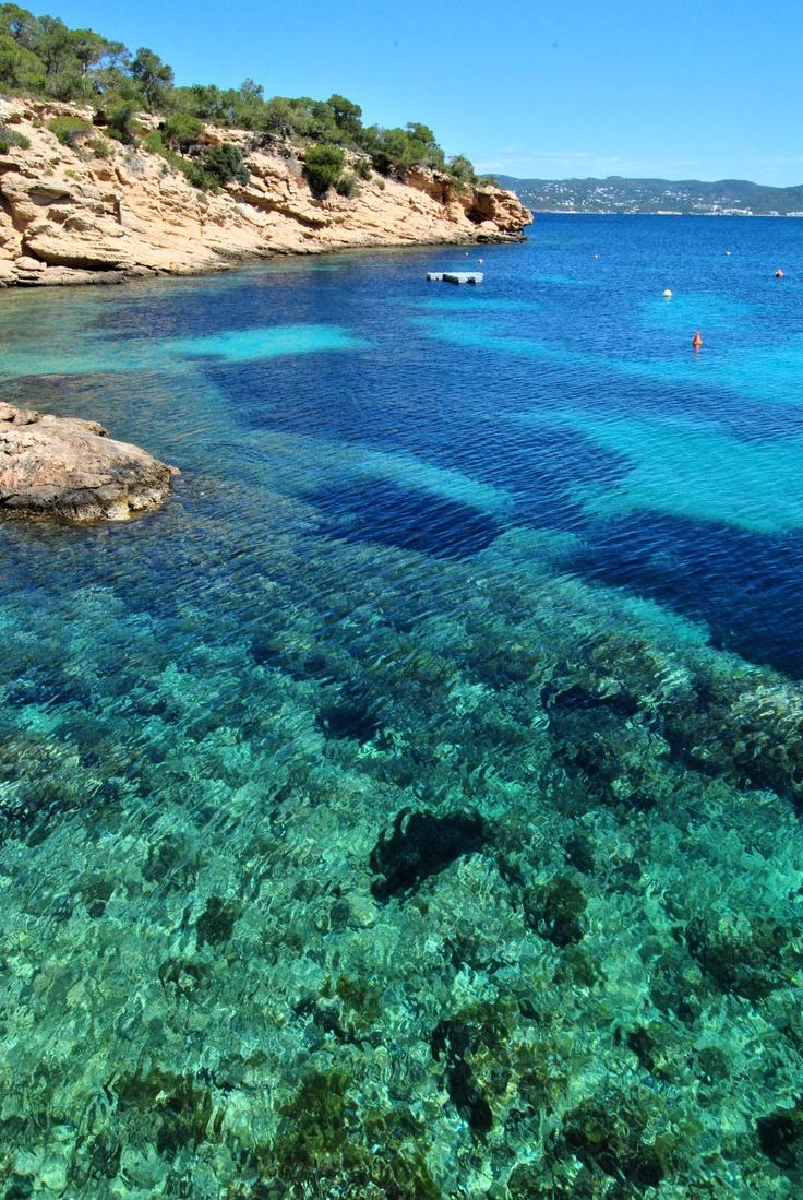 Cala Bassa, Ibiza, Spain
