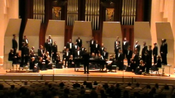 Come Ye Disconsolate - Terre Johnson Baylor University A Cappella Choir Tour 2012 Homecoming Concert Dr. Alan Raines, Conductor Celeste…