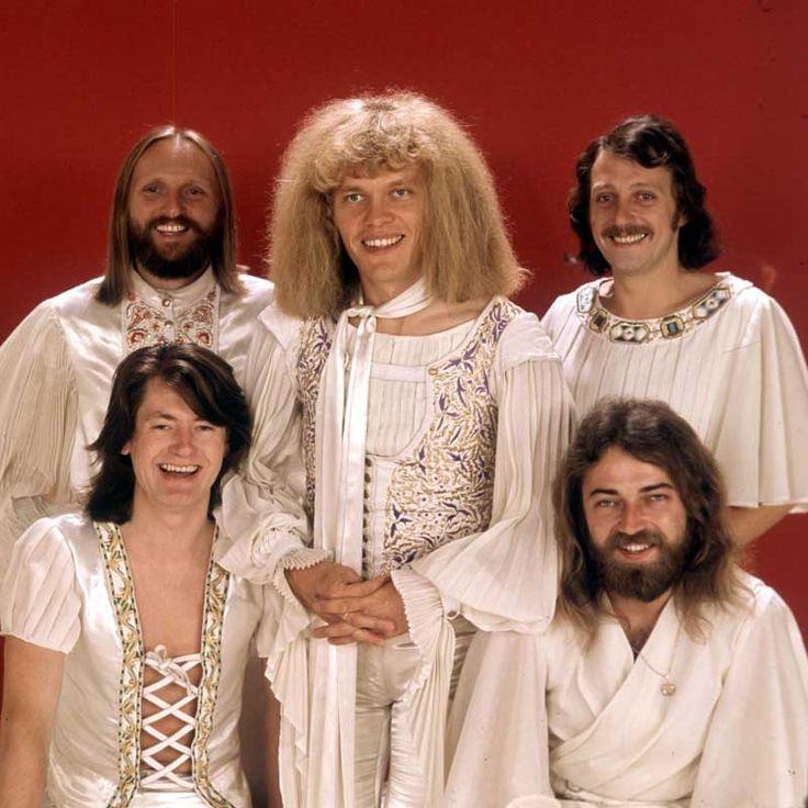 Budun Archívum: Omega együttes, 1977 Hungarian rock band Omega,...