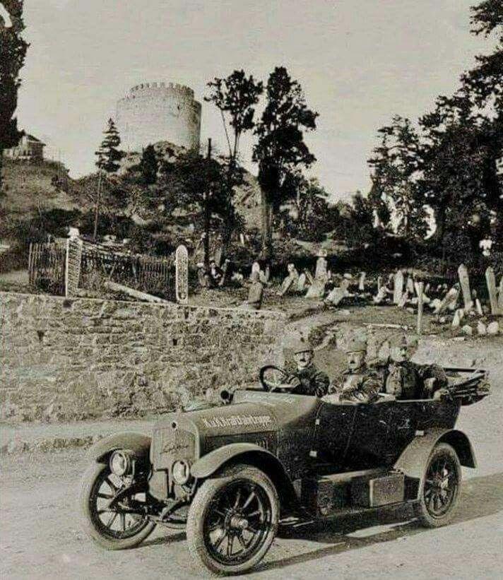 İstanbul _ Aşiyan  1916