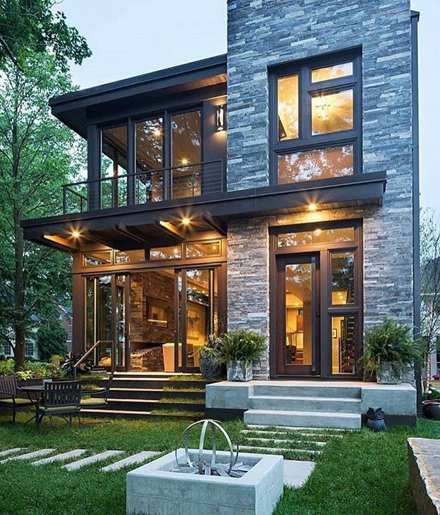 Lake Calhoun Residence  Credit @modern.architect