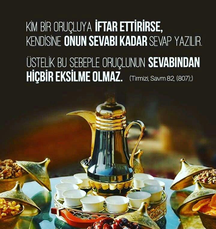 👍✔ #iftar #sahur #ramazan #yemek #sevap #hadis #islam #müslüman #ilmisuffa
