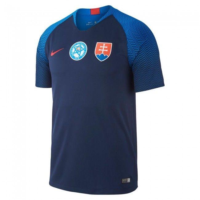Camiseta de Eslovaquia 2018-2019 Visitante  eslovaquia  Slovensko  Slovakia   Slovaquie  Slovacchia  Slowakei  shirt  jersey  trikot  maillot  camiseta  ... b2d7a3ad9b9c8