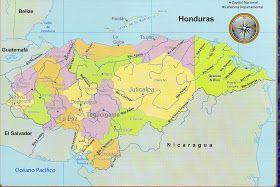 HONDU TAREAS, LAS TAREAS DE HONDURAS: Principales Rios de Honduras (Mapa y Rios)