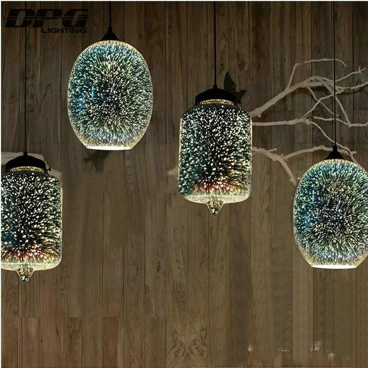 Find More Pendant Lights Information about Modern LED Kitchen light fixture Hanging 3D lamp with Glass Lampshades E27 110v 220v for Dinning Room,High Quality light dj,China lamp bulb light Suppliers, Cheap light pendant lamp from DPG Lighting on Aliexpress.com