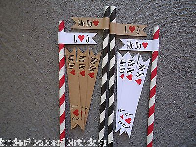 20-Flags-Tags-Personalised-Wedding-Birthday-Party-Flags-for-Straws-Sparklers-B5