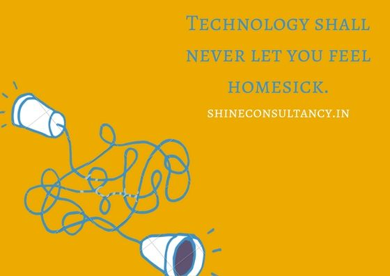 Technology has made life simpler and more connected to love one.  #visitus at #website: http://shineconsultancy.in/  You can also #callus on 022-28928911/22/33  #shineconsultancy #studyabroad #overseas #education #technology  #coaching #ielts #pte #toefl #trainingcenter #borivali #mumbai