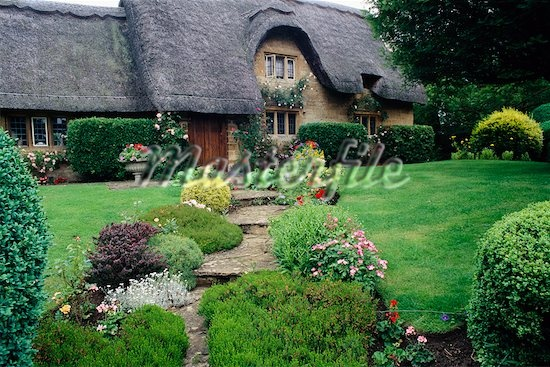 Cotswold country cottage