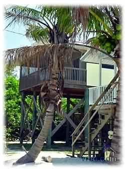 Little Gasparilla Island, typical beach house,must use boat as no bridge to island