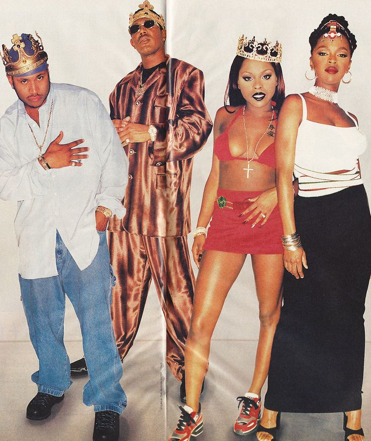 """""""LL Cool J, Master P, Foxy Brown & Lauryn Hill """""""