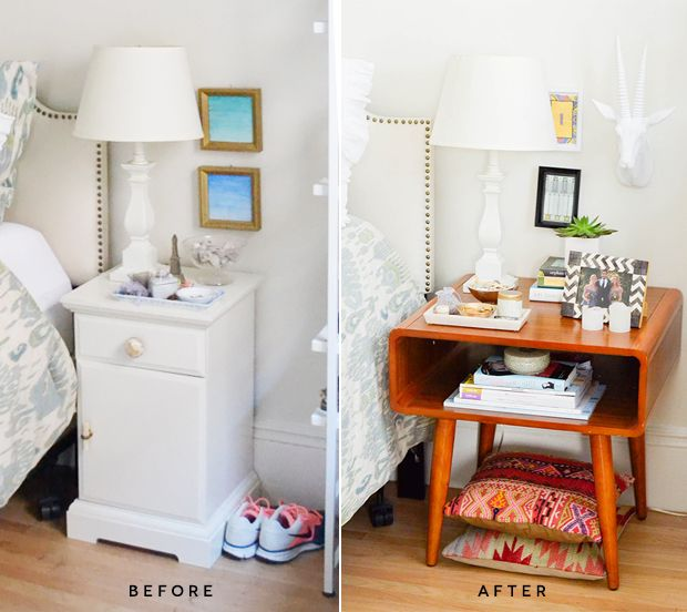 25 Best Ideas About Apartment Makeover On Pinterest: 17 Best Ideas About Bedside Table Makeover On Pinterest