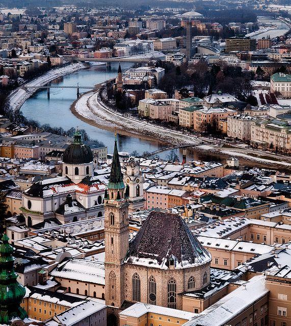 Austria - Salzburg: Meander by John & Tina Reid, via Flickr