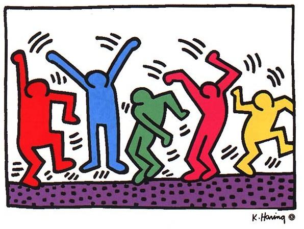 keith haring dance