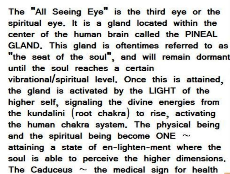 the pineal gland the eye of god pdf