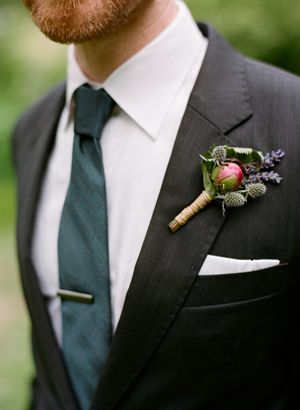 Bartram Gardens Outdoor Wedding captured by Kate Murphy - via oncewed