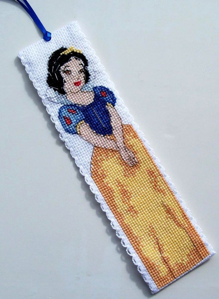 Anchor Disney Princess Snow White bookmark