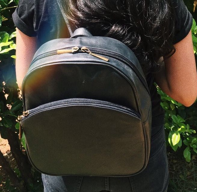 #backpack #leatherlovers @Laraghmurphyy