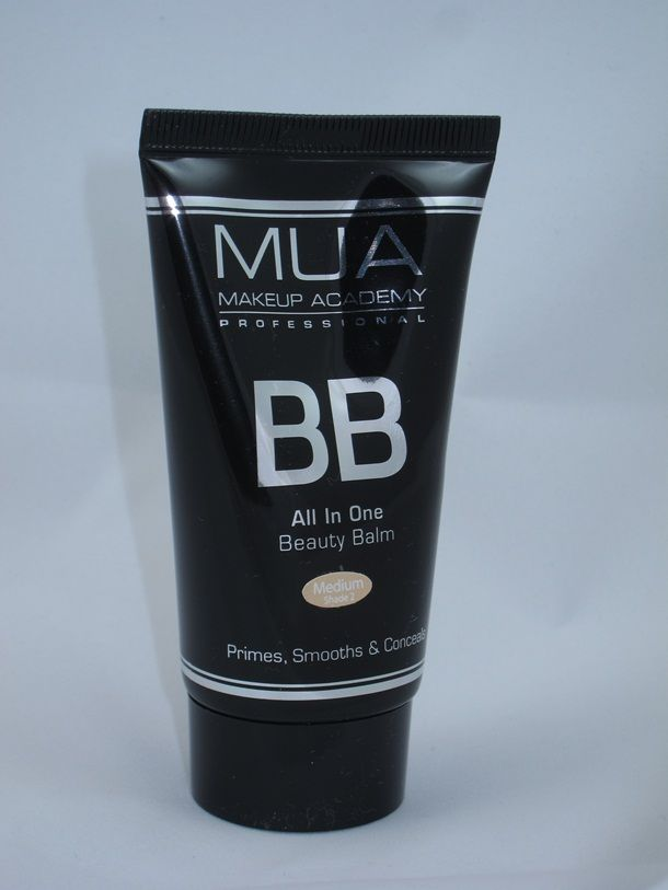 MUA Makeup Academy BB All In One Beauty Balm