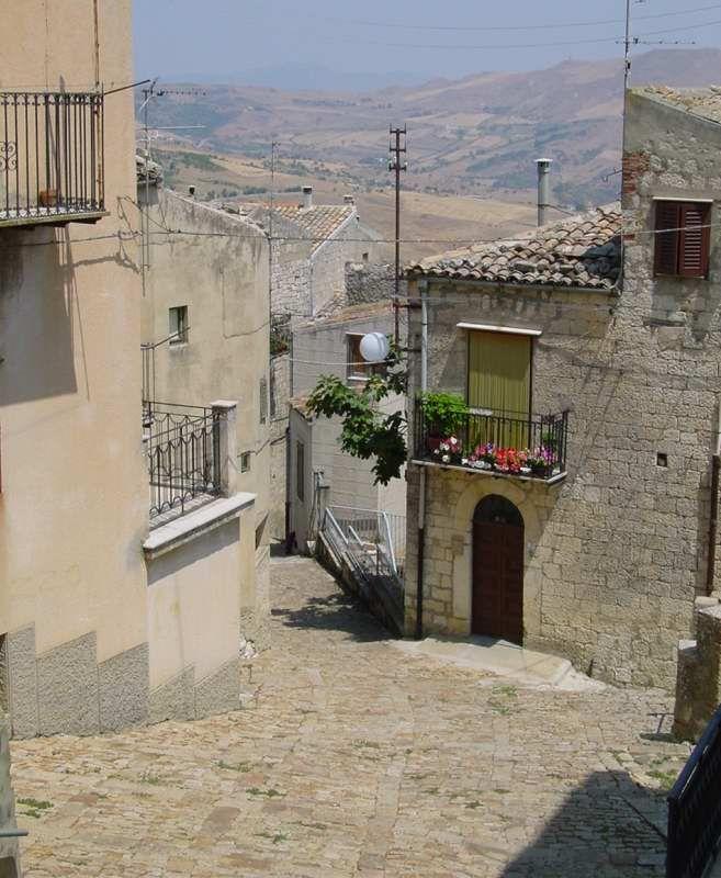 Petralia Sottana / Province of Palermo , Sicily region Italy