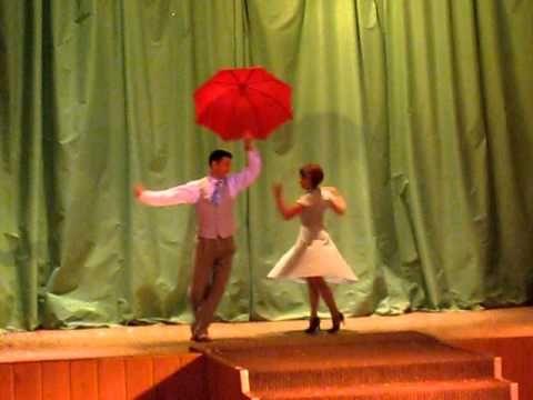 Michael & Evita, Swingfest - 2011