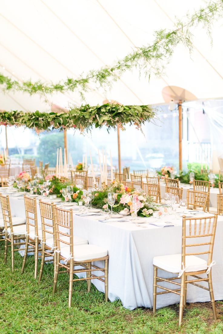 A Charming Southern Spring Wedding with Showstopping Blooms  sc 1 st  Pinterest & 57 best Outdoor Weddings images on Pinterest | Glamping weddings ...