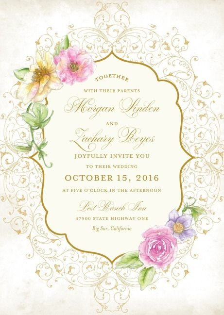 17 best InvitationsSave the Date images on Pinterest Wedding