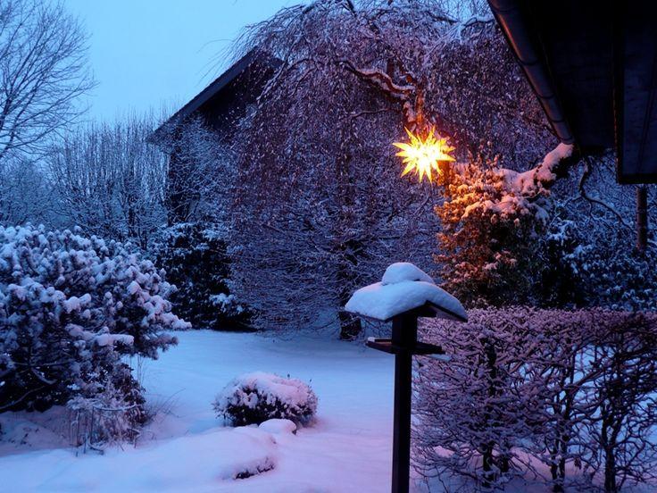 herrenhuter sterne herrnhuter stern stars winter garden mybrilliantstar herrnhutstar moravianstar decoration http bastelanleitung