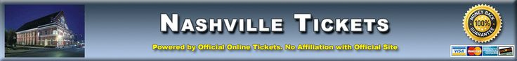 Ryman Auditorium Nashville - Ryman Auditorium Tickets Available from Official-Online-Tickets.com
