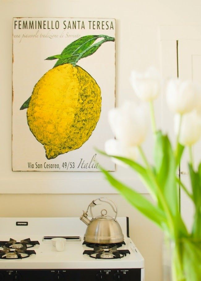 Simple Details Kitchen Artwork