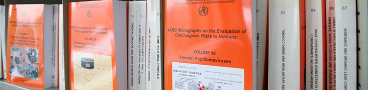 WHO's International Agency for Research on Cencer (IARC) Monographs identify environmental factors that can increase the risk of human cancer. These include chemicals, complex mixtures, occupational exposures, physical agents, biological agents, & lifestyle factors. National health agencies can use this information as scientific support for their actions to prevent exposure to potential carcinogens. List of IARC's publications here…