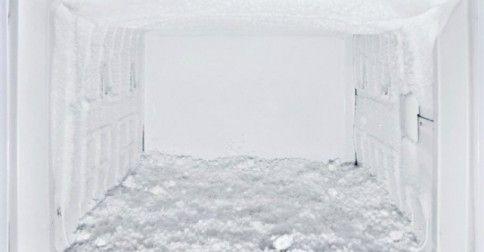 Υγεία - Θέλετε να κάνετε απόψυξη στο ψυγείο σας. Τι γίνεται όμως με τον πάγο στην κατάψυξη; Εμείς σας έχουμε τη λύση. Είχατε βάλει στο πρόγραμμα να κάνετε απόψυξη