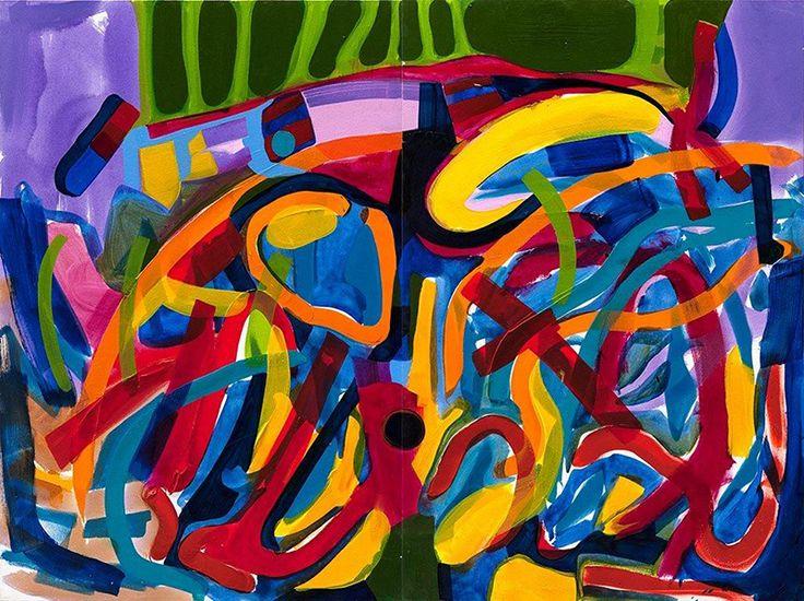 Destaque para a exposição do artista plástico Bel Borba na Galeria Paulo Darzé, em Salvador.