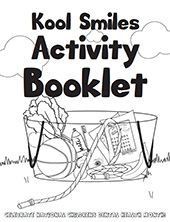 kool smiles fun stuff for kids coloring pages and activities for dental health month - Kid Sheets
