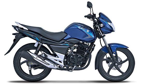 Suzuki Motos | GS150R