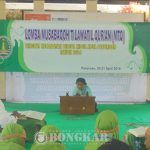 Lomba MTQ Tingkat Kecamatan Di Pasuruan Untuk Mengamalkan Seni Al-qur an
