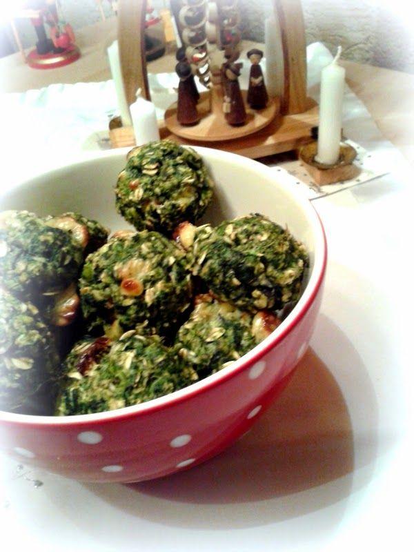 Simi´s Sattmacher: Spinatbällchen