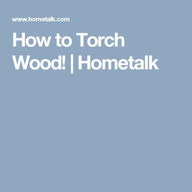 25 Best Ideas About Torch Wood On Pinterest Path Lights