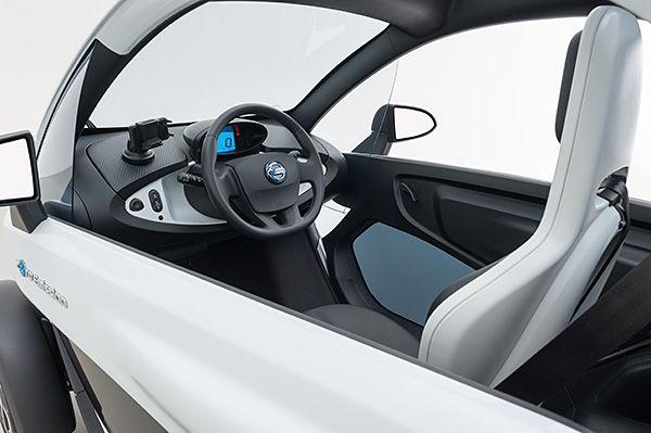 日産ニューモビリティコンセプト New Mobility Concept (Nissan).