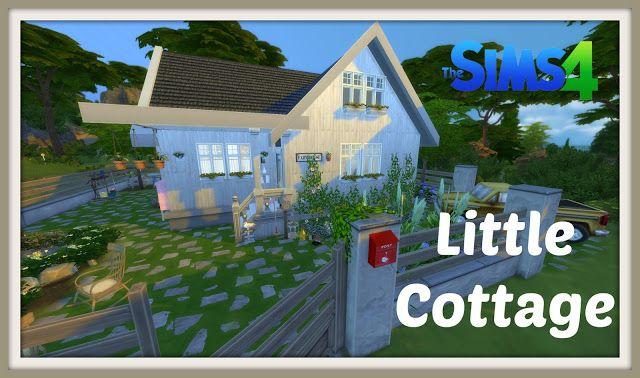 Sims 4 - Little Cottage
