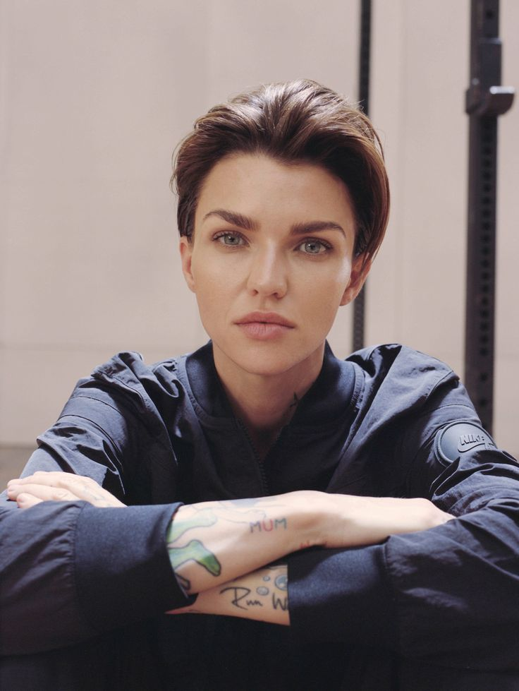 Nike Announces Ruby Rose As The Face Of Their New Force Is Female Campaign | HuffPost UK