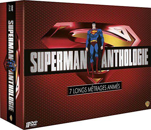 Superman Anthology - Animation Collection - 10-DVD Box Set ( Superman/Batman: Apocalypse & Public En @ niftywarehouse.com #NiftyWarehouse #Superman #DC #Comics #ComicBooks