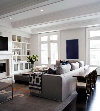 small living/tv room decor