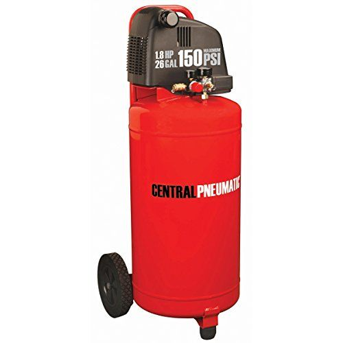 26 gal. 1.8 HP 150 PSI Oilless Air Compressor Special  http://www.handtoolskit.com/26-gal-1-8-hp-150-psi-oilless-air-compressor-special/