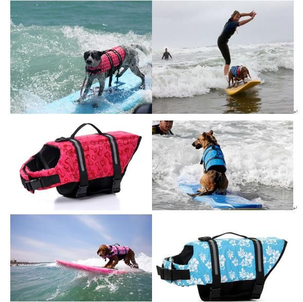 Life Preserving Jackets for your best mate! It's so easy to forget to take care of Fido when setting out for your next fun filled adventure so we do hope you take the time to take care and get your best mate one of these before hitting the surf together.