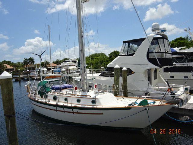 34 Pacific Seacraft Crealock for sale